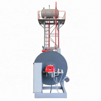 Natural Gas LPG Fired Thermal Oil Boiler