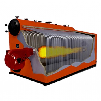 SZS Gas Oil Water Tube Steam Boiler
